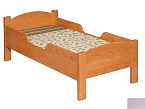 Little Colorado Traditional Toddler Bed, Lavender