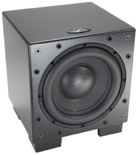 Martinlogan Dynamo 700W Front Firing/Down Firing Subwoofer - Each (Black)