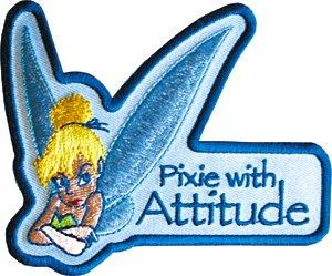 Amazon.com: Peter Pan Tinkerbell Pixie with Attitude Fairy ...