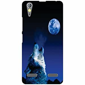 Lenovo A6000 Plus Back Cover - Artistic Designer Cases