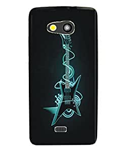 Techno Gadgets Back Cover for Xolo Prime