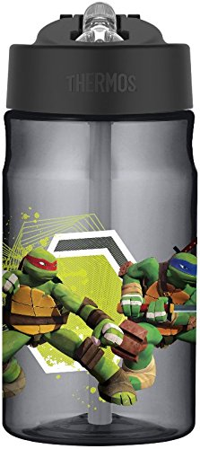 Thermos 12 Ounce Tritan Hydration Bottle, TMNT (Ninja Turtles Water compare prices)