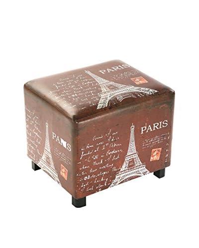 Mimma Taburete Rectangular Paris