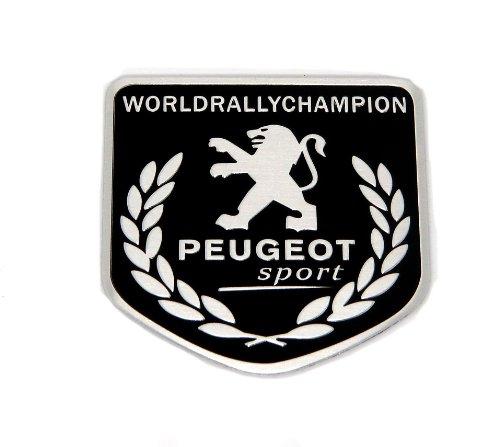 PEUGEOT sport プジョー エンブレム デカール ステッカー s168