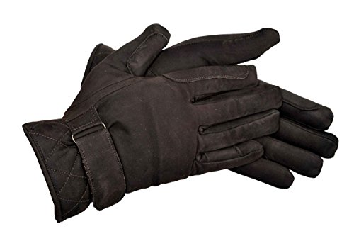 riders-trend-luxury-nubuck-suede-leather-horse-riding-gloves-with-thinsulate-lining-brown-medium