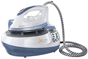 Russell Hobbs 14369 Steam Express Steam Generator with Stainless Steel Soleplate and Auto Shut Off 2400 W
