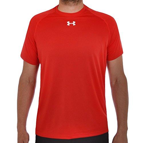 under-armour-da-uomo-heatgear-maglietta-rosso
