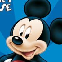ディズニーポスター ミッキーマウス DYPP-90