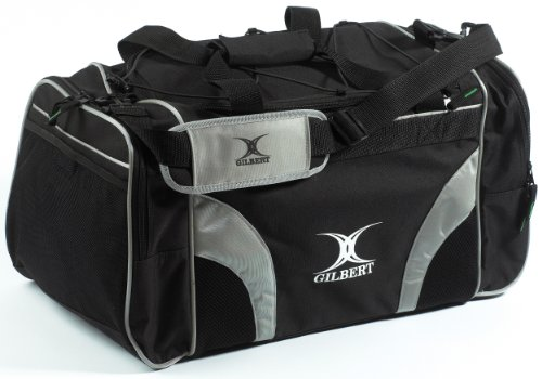 Gilbert Rugby Holdall - Black