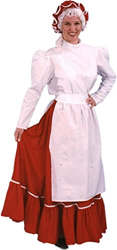 Alexanders Costumes Women's Mrs. Claus