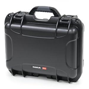 Nanuk 915 Case with Cubed Foam -Black