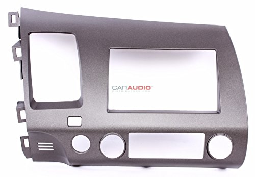 Metra 99-7871 Single DIN/Double DIN Installation Kit for 2006-2009 Honda Civic Vehicles Charcoal Grey (Metra 99 2009 compare prices)