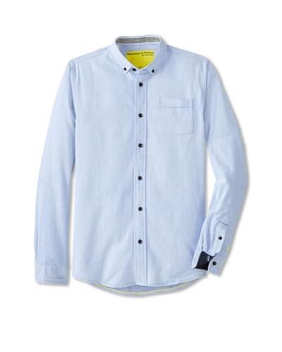 Descendant of Thieves Men's Lofty Oxford Cloth Shirt
