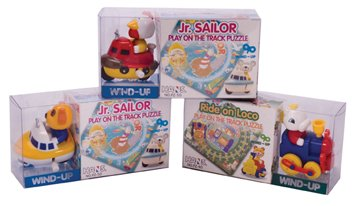 Cheap Schylling Schylling Play On Track Puzzle (Sold individually) (B000MQM58M)