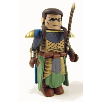 The Lord of the Rings: Exclusive Elrond Minimate Action Figure