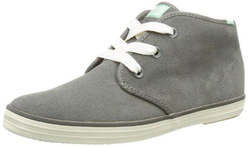 Keds Womens Champion Chukka Fur Chukka Boots Gray Grau (grey) Size: 42