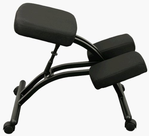 Ergonomic Kneeling Posture Office Chair Review Best  : 41uuivBeeXL <strong>Executive</strong> Chair with Adjustable Arms from bestchairsoffice.wordpress.com size 500 x 456 jpeg 21kB