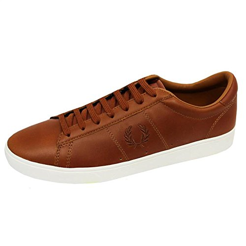 Sneaker Fred Perry Spencer 43 Marrone