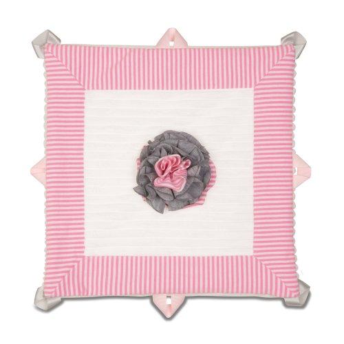 """Pavilion Gift Company Lovie Baby Blanket, Prima Ballerina, 13"""" - 1"""