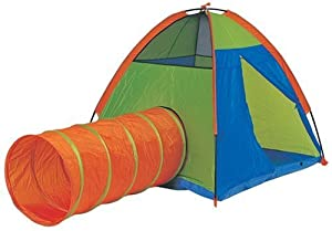 Pacific Play Tents Hide Me Play Tent Tunnel Colors May Vary from Pacific Play Tents