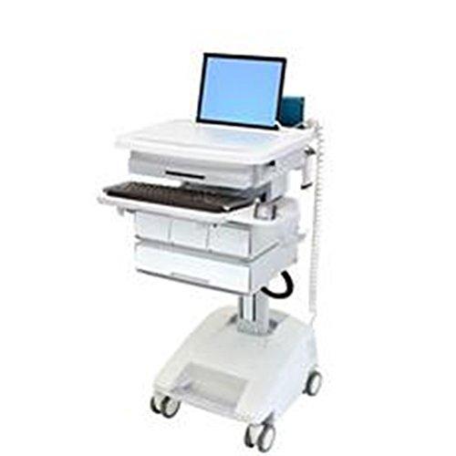 ERGOTRON SV32 StyleView Cart Laptop Pwr 4 Schubladen EU