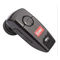 Enter E-BTH Bluetooth Headset - Black