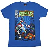 Avengers Cover - Marvel Comics Sheer T-shirt