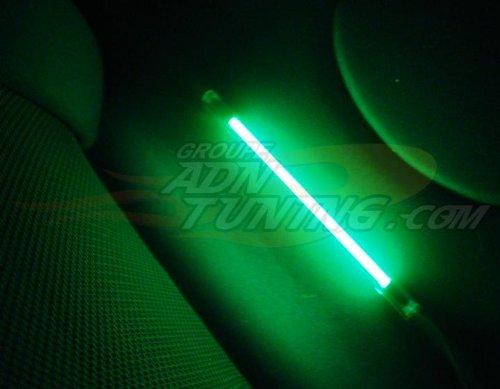 Tube Neon cathode froide - Vert - 25cm - 12V - 666-CaL