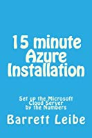 15 minute Azure Installation Front Cover