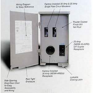 eaton 30 amp rv power outlet wiring diagram eaton get free image about wiring diagram
