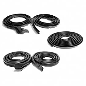 Metro Moulded RKB 4005-112/A SUPERsoft Body Seal Kit