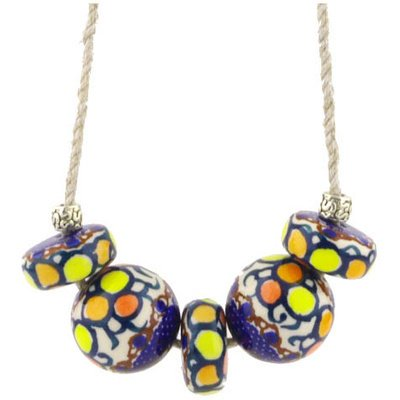 polish-pottery-necklace-24-inch