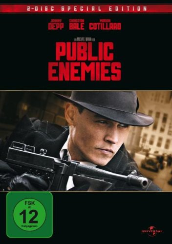 Public Enemies [Special Edition] [2 DVDs]