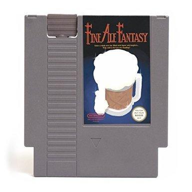 Final Fantasy NES Drinking