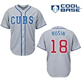 Anthony Rizzo Chicago Cubs Alternate Royal Authentic Jersey by Majestic