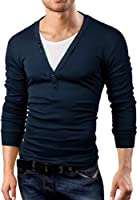 Grin&Bear Slim Fit contrast cardigan à boutons, BH123