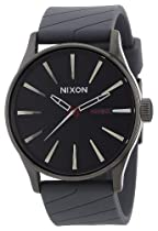 Nixon A027-1131 Mens Sentry Gunmetal Watch