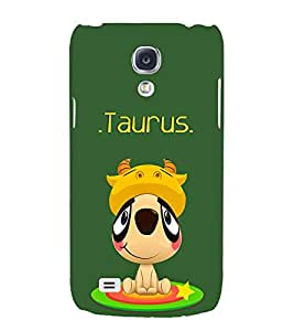 TOUCHNER (TN) Taurus Back Case Cover for Samsung Galaxy S4::Samsung Galaxy S4 i9500