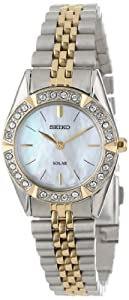 Seiko Women's SUP094 Dress Solar Classic Watch from Seiko