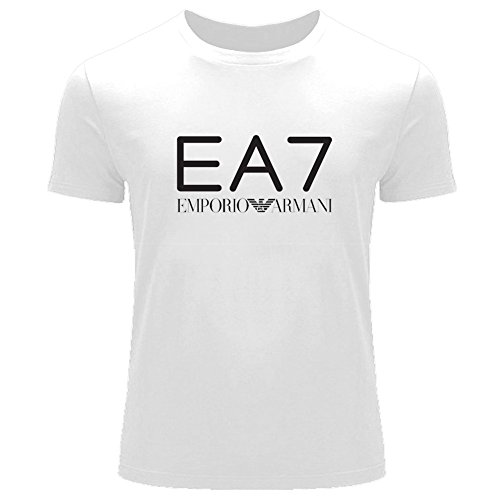 EA7 Emporio Armani For Men's T-shirt Tee Outlet