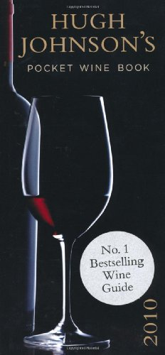 Hugh Johnson's Pocket Wine Book 2010