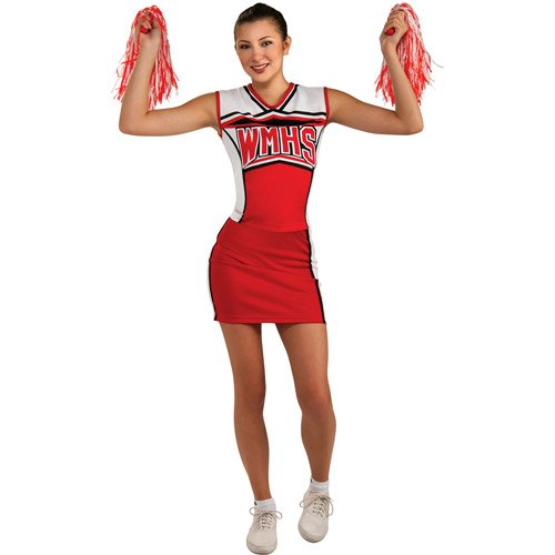 Glee's Cheerios Cheerleader Teen Costume ()