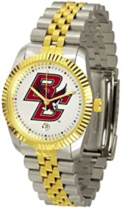 Boston College Eagles The Executive Mens Watch by SunTime