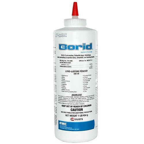 Borid Boric Acid Powder Dust 1LB