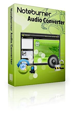 NoteBurner M4P to MP3 Converter