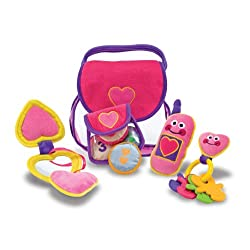 [Best price] Puzzles - Melissa & Doug Pretty Purse Fill and Spill - toys-games