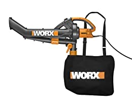 WORX TriVac WG500 12 amp All-in-One Electric Blower Mulcher Vacuum