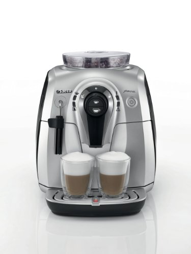 Small Coffee Maker With Built In Grinder : SAECO X-Small Automatic Espresso Machine with Built-In Grinder - Coffee Pigs