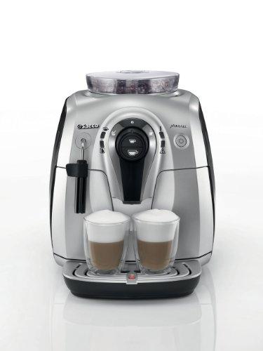 espresso machine with grinder built in