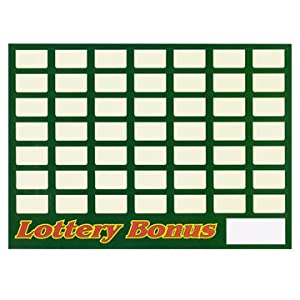 National Lottery Bonus Ball Break Open Cards: Amazon.co.uk